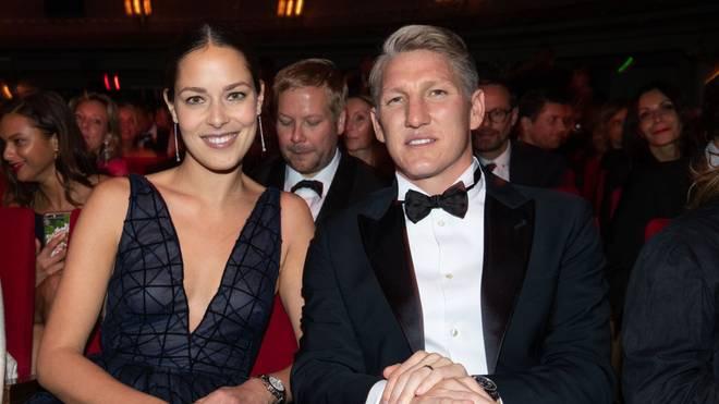 Bastian Schweinsteiger ist seit 2016 mit Ana Ivanovic verheiratet