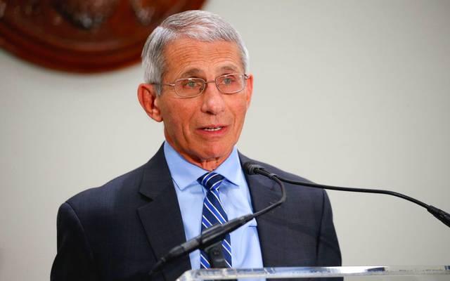Dr. Anthony Fauci sieht die Pläne der NFL skeptisch