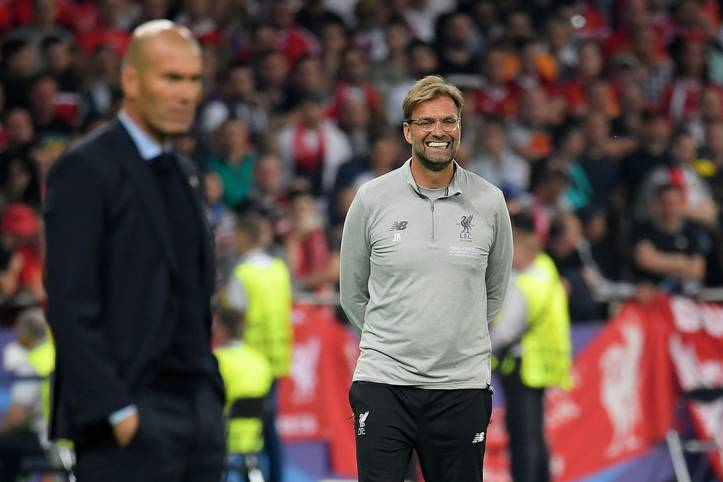 Real Madrid und der FC Liverpool spielen im Kiew um den Titel in der Königsklasse. Das Duell ist auch das Aufeinandertreffen der Coaches Zinedine Zidane und Jürgen Klopp