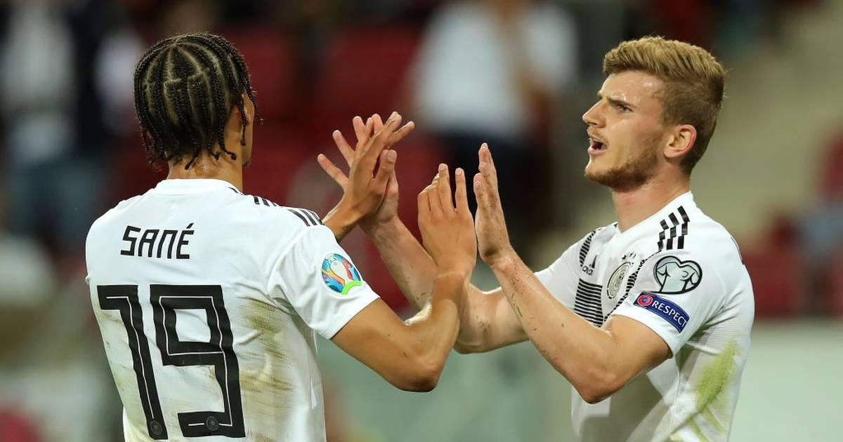 FIFA 20: Timo Werner gibt Konsolen-Debüt für den DFB gegen Frankreich