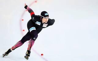 Wintersport / Eisschnelllauf