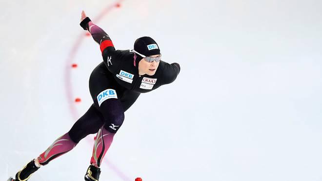 Claudia Pechstein wehrt sich gegen die Vorwürfe von Bundestrainer Erik Bouwman