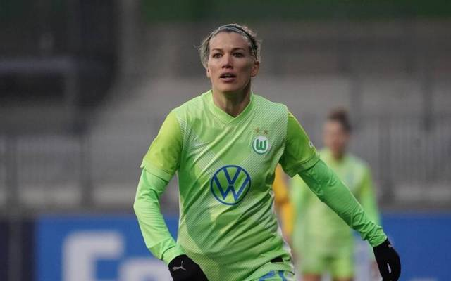 Lara Dickenmann ist Rekordnationalspielerin der Schweiz