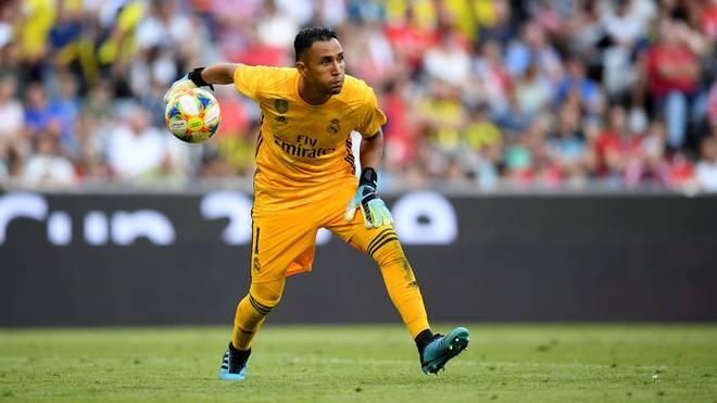 Keylor Navas geht von Real Madrid zu PSG