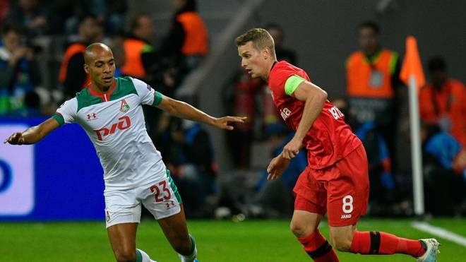 Leverkusen muss im DFB-Pokal gegen Union Berlin wohl auf Lars Bender verzichten