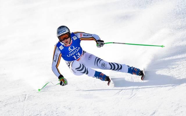 Thomas Dreßen ist das Aushängeschild des deutschen Männer-Skiteams