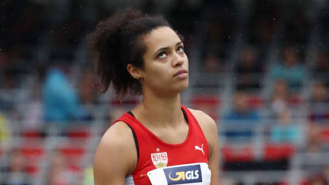 Marie-Laurence Jungfleisch wurde 2018 in Berlin EM-Dritte