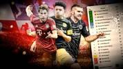 Der Meisterschaftskampf zwischen Bayern München und Borussia Dortmund