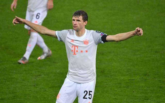 Thomas Müller ist unter Hansi Flick wieder zum unangefochtenen Stammspieler geworden