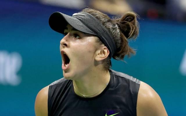 Bianca Andreescu will Serena Williams' großen Tag durchkreuzen