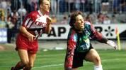 Kaiserslautern gegen Bayer Leverkusen bereitete 1992/1993 nicht nur Bayer-Keeper Rüdiger Vollborn physische Schmerzen vom bloßen Zuschauen.
