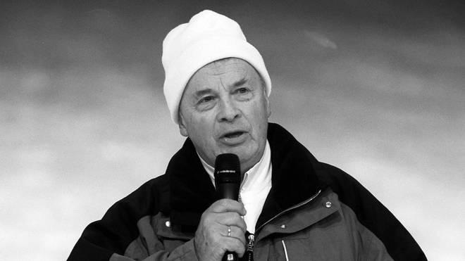 Walther Tröger ist im Alter von 91 Jahren gestorben