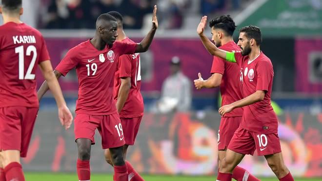 Katar ist 2022 Gastgeber der Fußball-WM