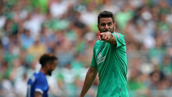 Claudio Pizarro macht nach der aktuellen Saison wohl Schluss
