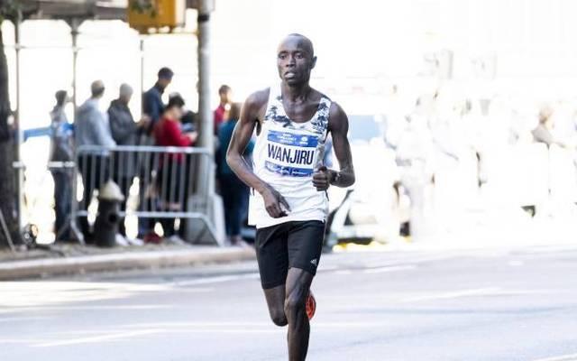 Daniel Wanjiru gewann 2017 den London Marathon