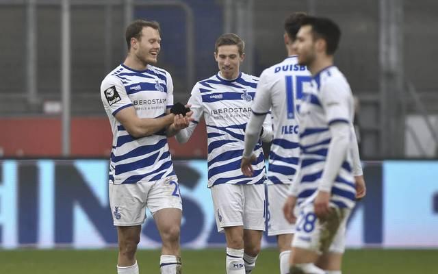 Der MSV Duisburg kann doch noch gewinnen