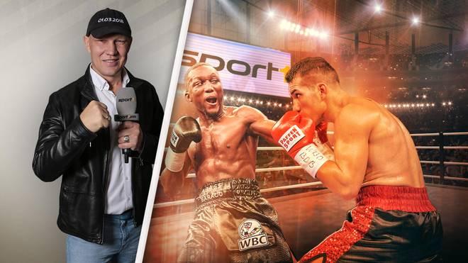 Axel Schulz erinnert der Kampf am Freitag an seinen eigenen gegen Wladimir Klitschko