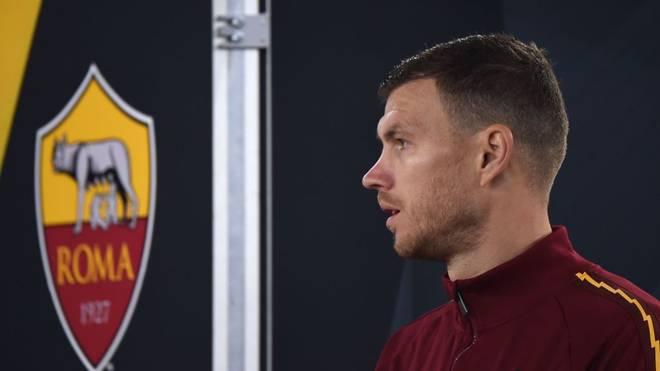 Edin Dzeko und seine Teamkollegen beim AS Rom könnten bald einen neuen Boss haben