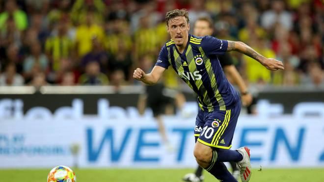 Max Kruse steht bei Fenerbahce Istanbul unter Vertrag