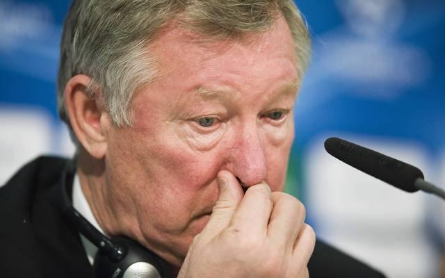 Sir Alex Ferguson führte Manchester United 1999 und 2008 zum Champions-League-Sieg