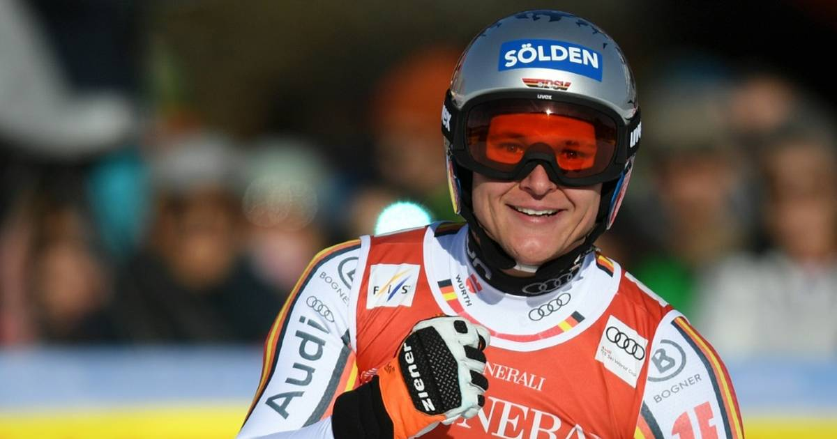 Ski alpin: Thomas Dreßen absolviert Training in Garmisch-Partenkirchen - SPORT1