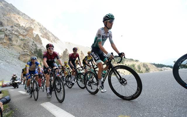 Emanuel Buchmann will in diesem Jahr auf das Podium bei der Tour de France