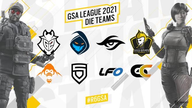 Am 9. April gehen die acht Teams der GSA League in die nächste Season. Neu dabei ist ein alter bekannter und Ex-Weltmeister.
