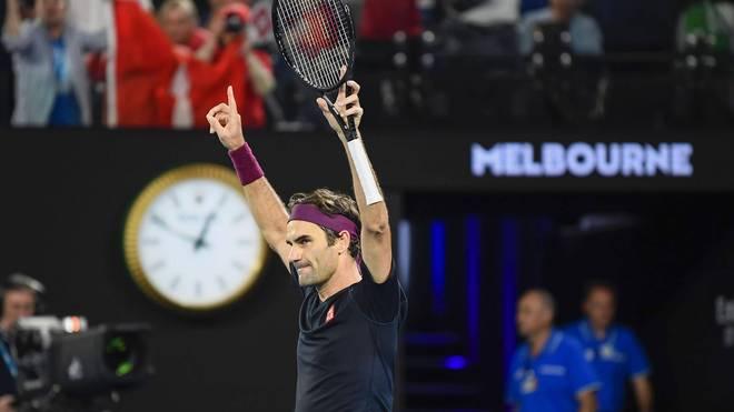 Roger Federer hat bislang 20 Grand-Slam-Turniere gewonnen. Rekord!