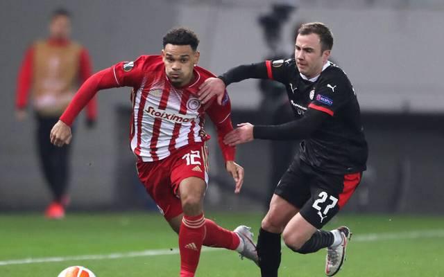 Mario Götze und seine PSV Eindhoven sind in der Europa League ausgeschieden