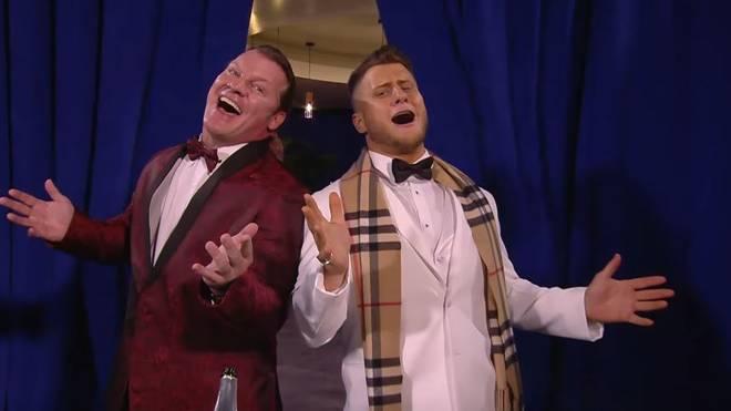 Chris Jericho und MJF begannen bei AEW Dynamite zu singen und zu tanzen