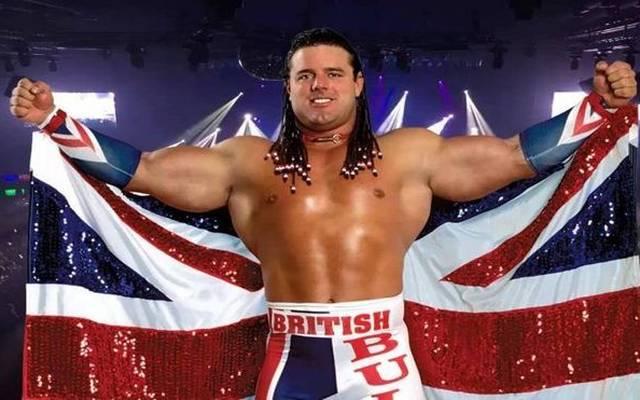 Davey Boy Smith alias The British Bulldog war einer der größten WWE-Stars der Neunziger