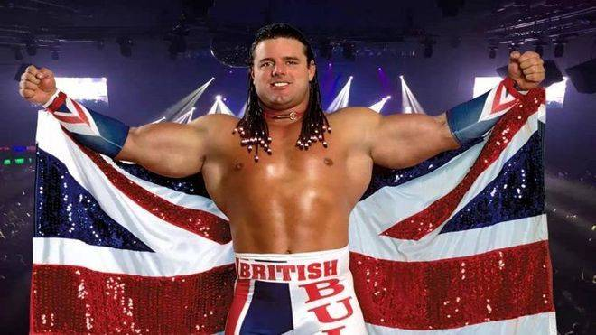 Davey Boy Smith alias The British Bulldog war einer der größten WWE-Stars der Neunziger