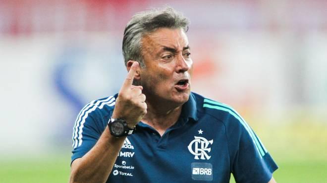 Domenec Torrent muss bei Flamengo gehen