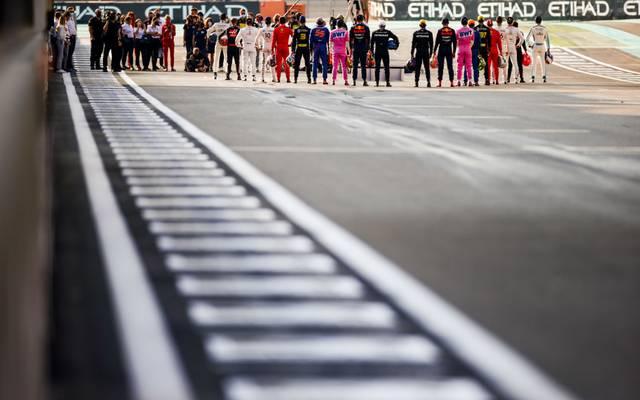 Die Formel-1-Saison 2020 wurde mit dem Rennen in Abu Dhabi beendet