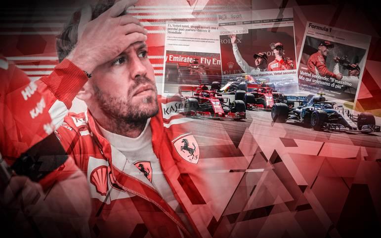 Sebastian Vettel hat den Konter im WM-Duell mit Lewis Hamilton in Budapest verpasst. Die Presse feiert den Mercedes-Piloten für seine starke Fahrt. In Italien steht vor allem Hamiltons Bodyguard Valtteri Bottas im Blickpunkt. SPORT1 zeigt die Pressestimmen zum Ungarn-GP