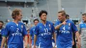 J.League Legend v Glorie Azzurre, Kazuyoshi Miura