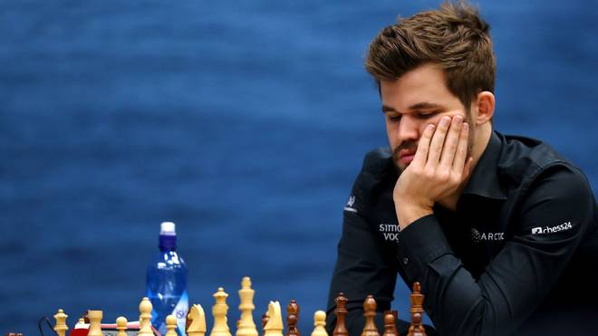 Die Rekordserie von Magnus Carlsen im Schach hielt 125 Partien