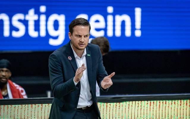 Rolf Scholz bliebt vorerst Trainer in Giessen