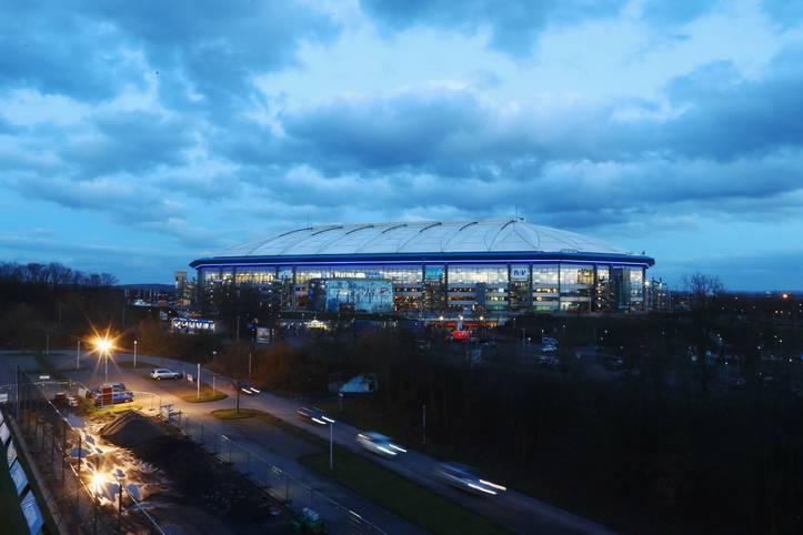 Alles bereit für einen deutschen Schlagabtausch der Extraklasse. Die Veltins-Arena lädt zum Duell zwischen dem FC Schalke 04 und Borussia Mönchengladbach ein. SPORT1 zeigt die besten Bilder zu den Achtelfinal-Hinspielen der UEFA Europa League