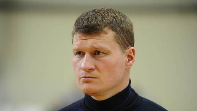 Alexander Povetkin muss im Krankenhaus behandelt werden
