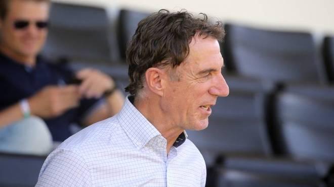 Helmut Schulte stieg bereits als 30 Jahre alter Trainer mit dem FC St. Pauli auf