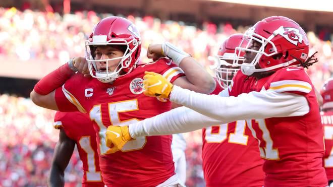 Mahomes führt Chiefs in Super Bowl