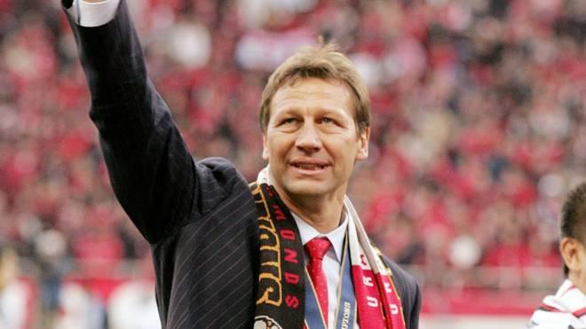 Guido Buchwald möchte Präsident beim Zweitligisten VfB Stuttgart werden