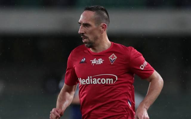 Franck Ribéry steht nach einer Knöcheloperation vor seinem Comeback