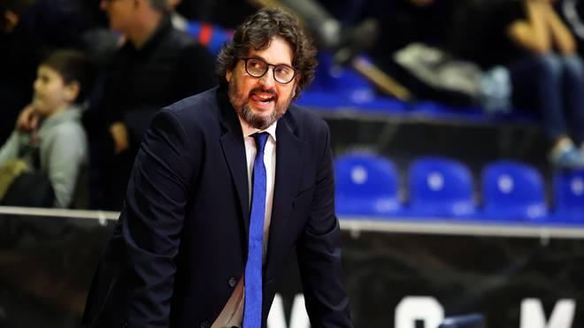 Andrea Trinchieri wird neuer Trainer der Bayern-Basketballer