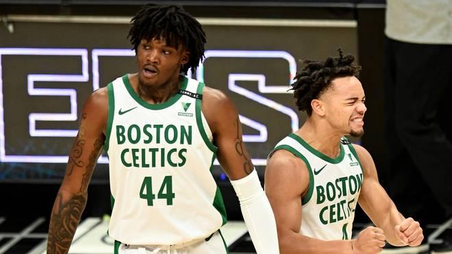 Die Boston Celtics mussten eine bittere Niederlage hinnehmen