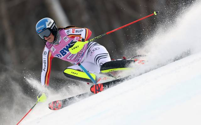 Christina Ackermann verpasst das Podium in Killington