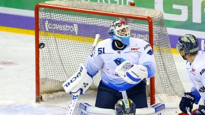 Timo Pielmeier spielt seit 2013 beim ERC Ingolstadt
