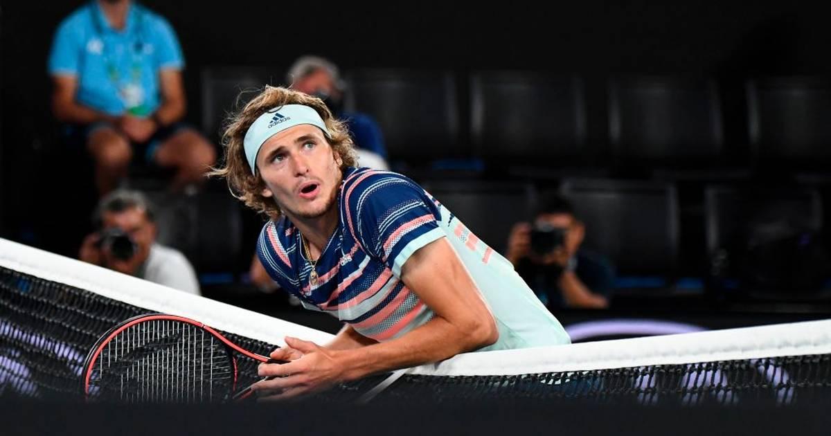 ATP: Hatte Alexander Zverev Corona? Tennis-Star witzelt über Roger Federer