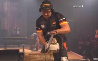 Timbersports / WM